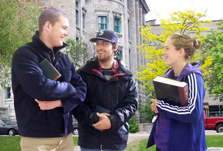 Visas for McGill Students
